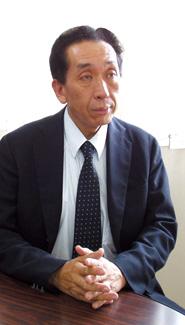 代表取締役 古居 一雄